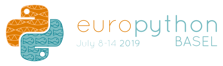 EuroPython 2019; July 8-14th 2019; Basel